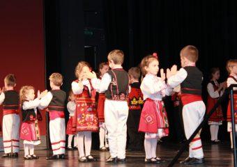 "Фестивал ""Аз съм българче"" Будапеща 2014 г."